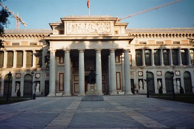 Madrid Hot Spots Museo Del Prado Museum