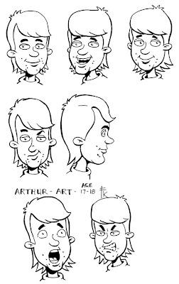 Frank Kennedy's Illustration Blog: October 2008