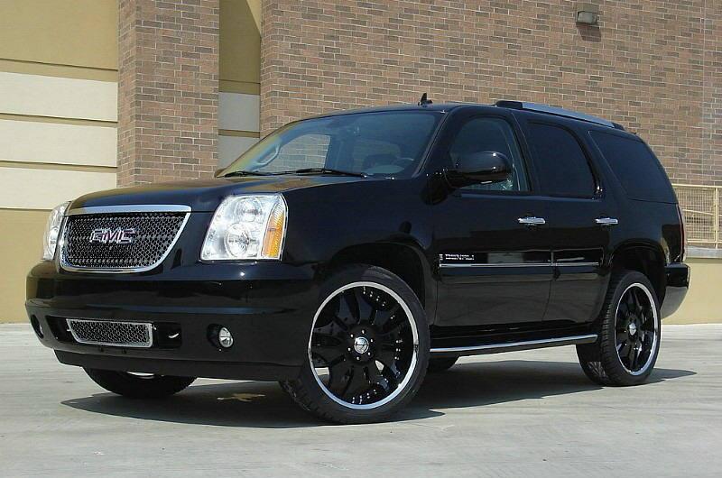 All Americana: All Americana Car Culture: The Big Black SUV