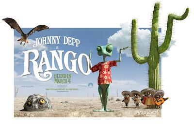 Rango - Best Movies 2011