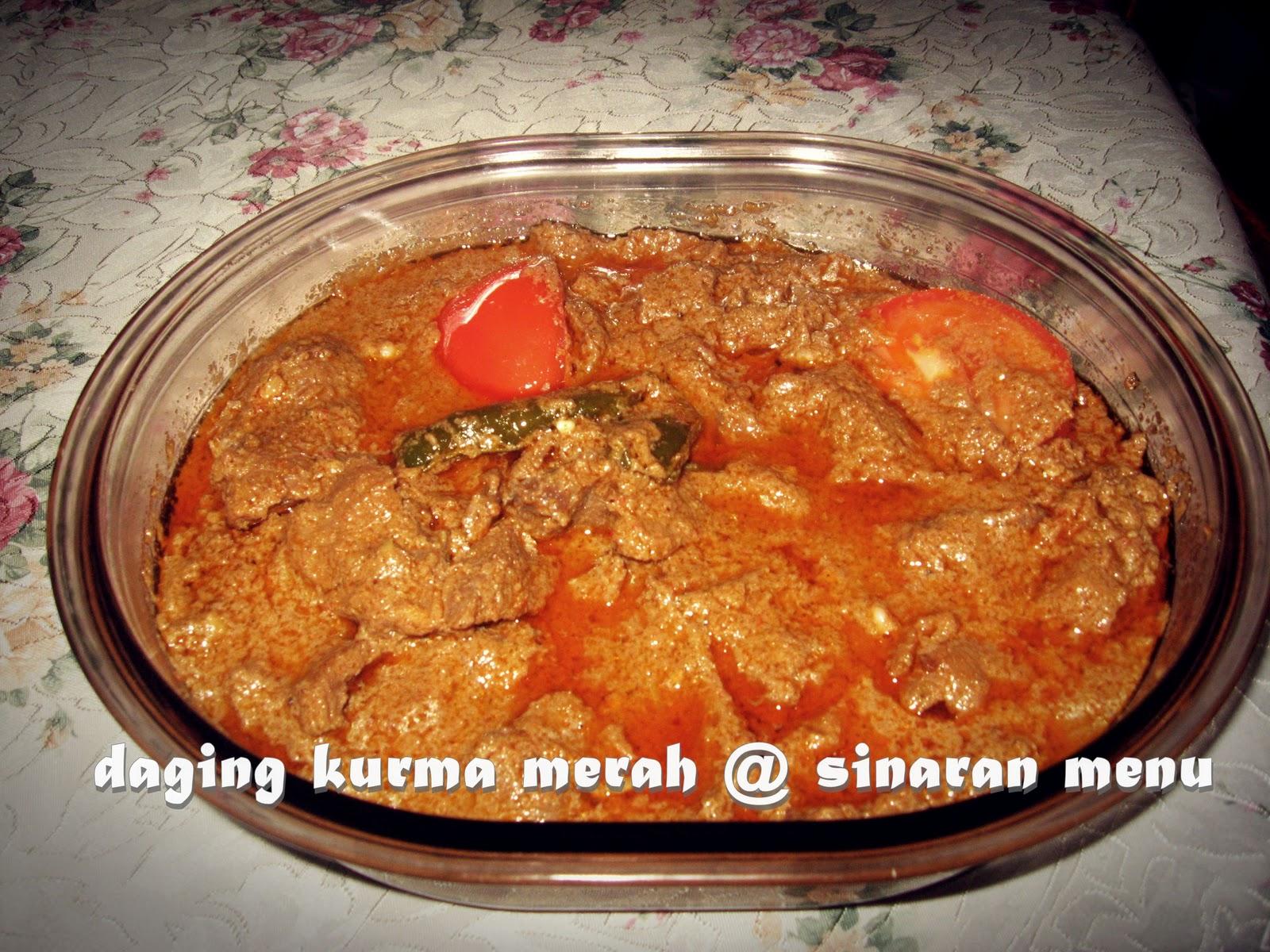 resepi daging masak kurma resepi kurma daging   sedap  mudah disediakan dakirsty Resepi Kari Daging Tanpa Santan Enak dan Mudah