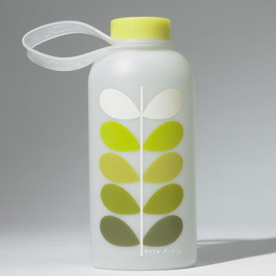 I Just Thought D Highlight A Few Projects Which Ive Noticed Orla Kiely Has Created Recently The First Is Water Bottle For Brita Featuring Signature