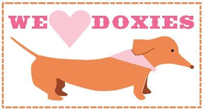 print pattern print theme sausage dogs