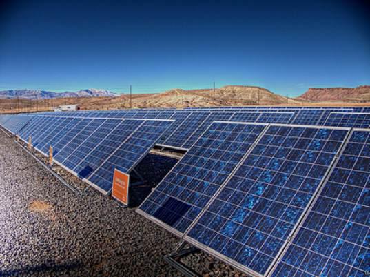 Amaze Pics Amp Vids Worlds Largest Quot Solar Plant Quot Ordos