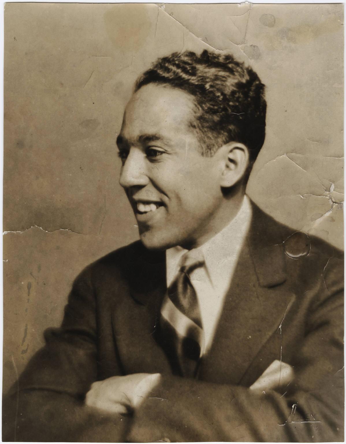 Celebrating Langston Hughes — Black, Red, and Gay