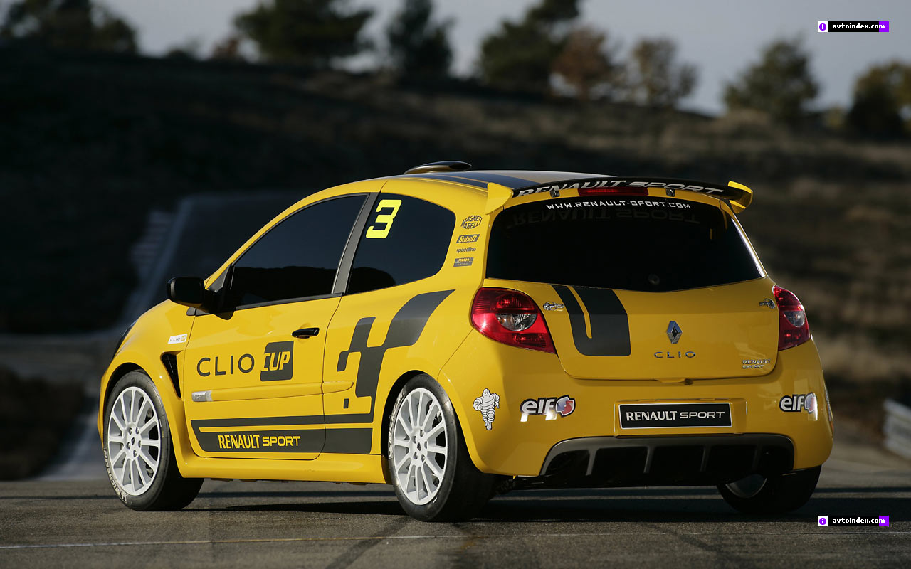 rally passion renault clio cup. Black Bedroom Furniture Sets. Home Design Ideas