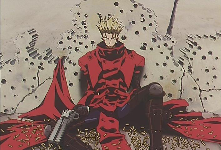 Top 25 Anime Characters 3 Vash The Stampede Comic Book Revolution