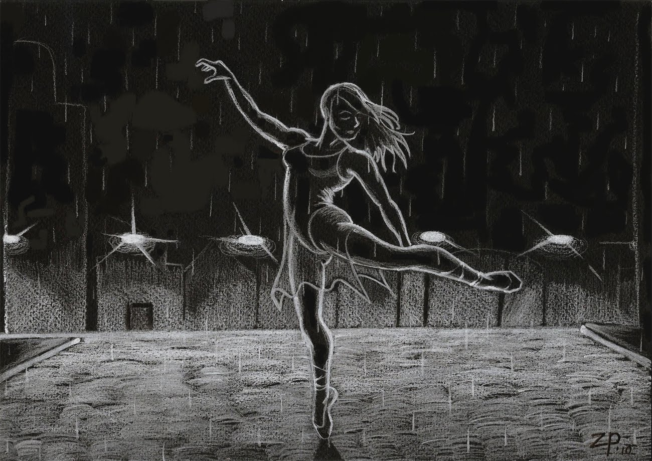 Zipcollection: Bailarina Nocturna