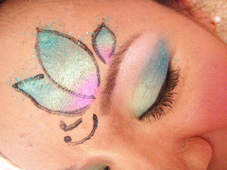 make up tutorial butterfly fantasy make up