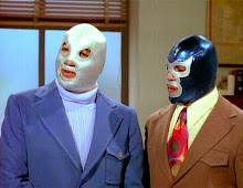 El Santo y  Blue Demon