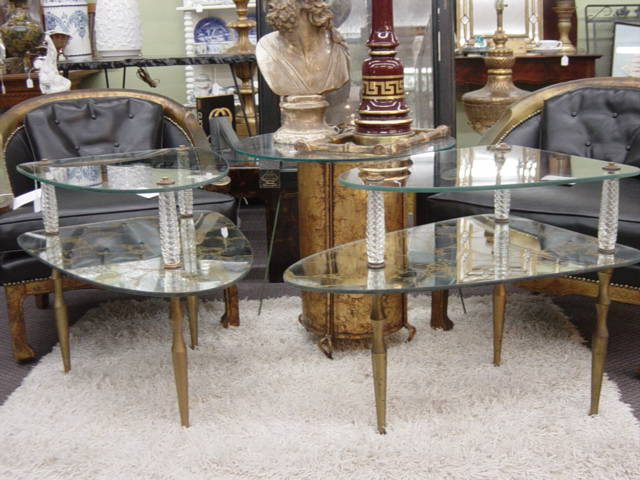 Newport Avenue Antiques Incredible Pair Vintage Hollywood