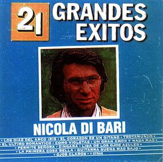 NICOLA Di BARI – 21 Grandes Éxitos en español   Lordboo's Blog