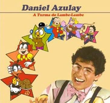 Superfantástico - Infância de Ouro: DANIEL AZULAY E A TURMA DO ...