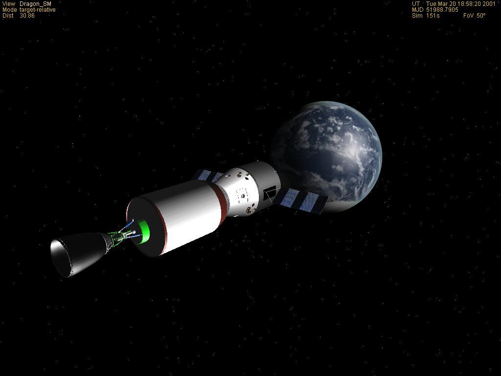 spacex lunar - photo #23