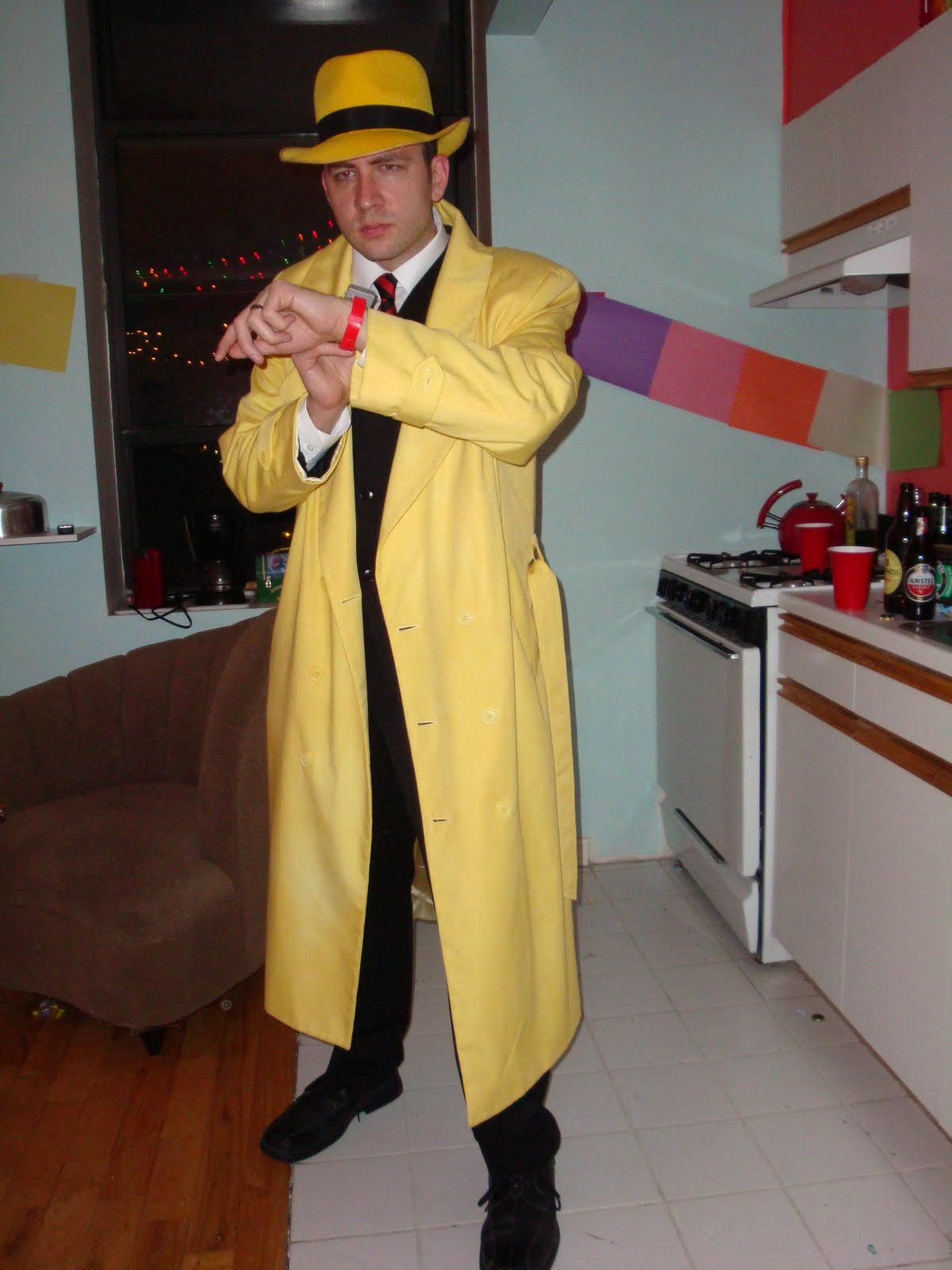 Dick Tracy Outfit 56