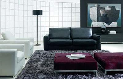 Divano Rosso E Nero : Aiuto di che colore compro il divano coffee break the