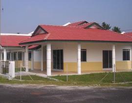 Tren Gaya 24 Selangor Rumah Kosrendah