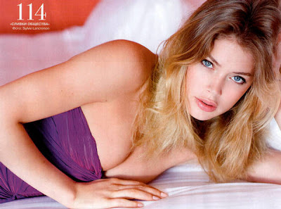 doutzen kroes breast