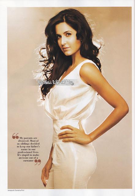Katrina Kaif Sexy Photos From The Cover Of Filmfare -7890