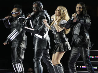 Time of my life black eyed peas