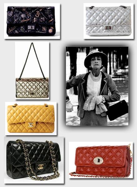3e061892115b3 Kapitone derisinin görüntüsü de jokeylerin giydiği paltolardan  esinlenilmişti. Chanel 2.55 hâlâ tam bir klasik.