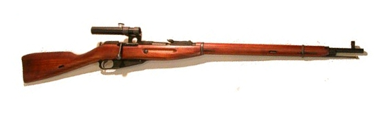 AIRSOFT 2010 - as real as it gets: Mosin-Nagant M1891/30 Sniper type