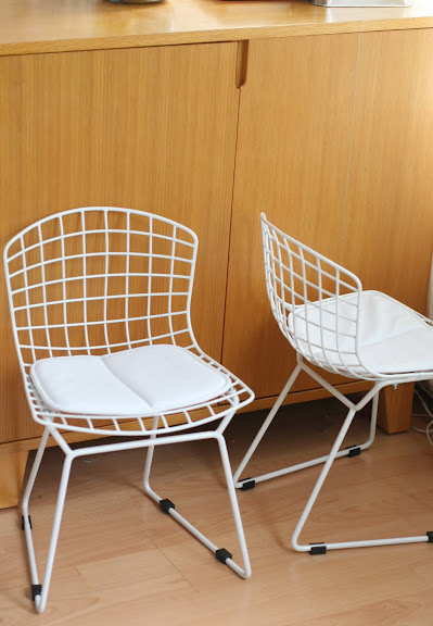 Child Bertoia Chairs