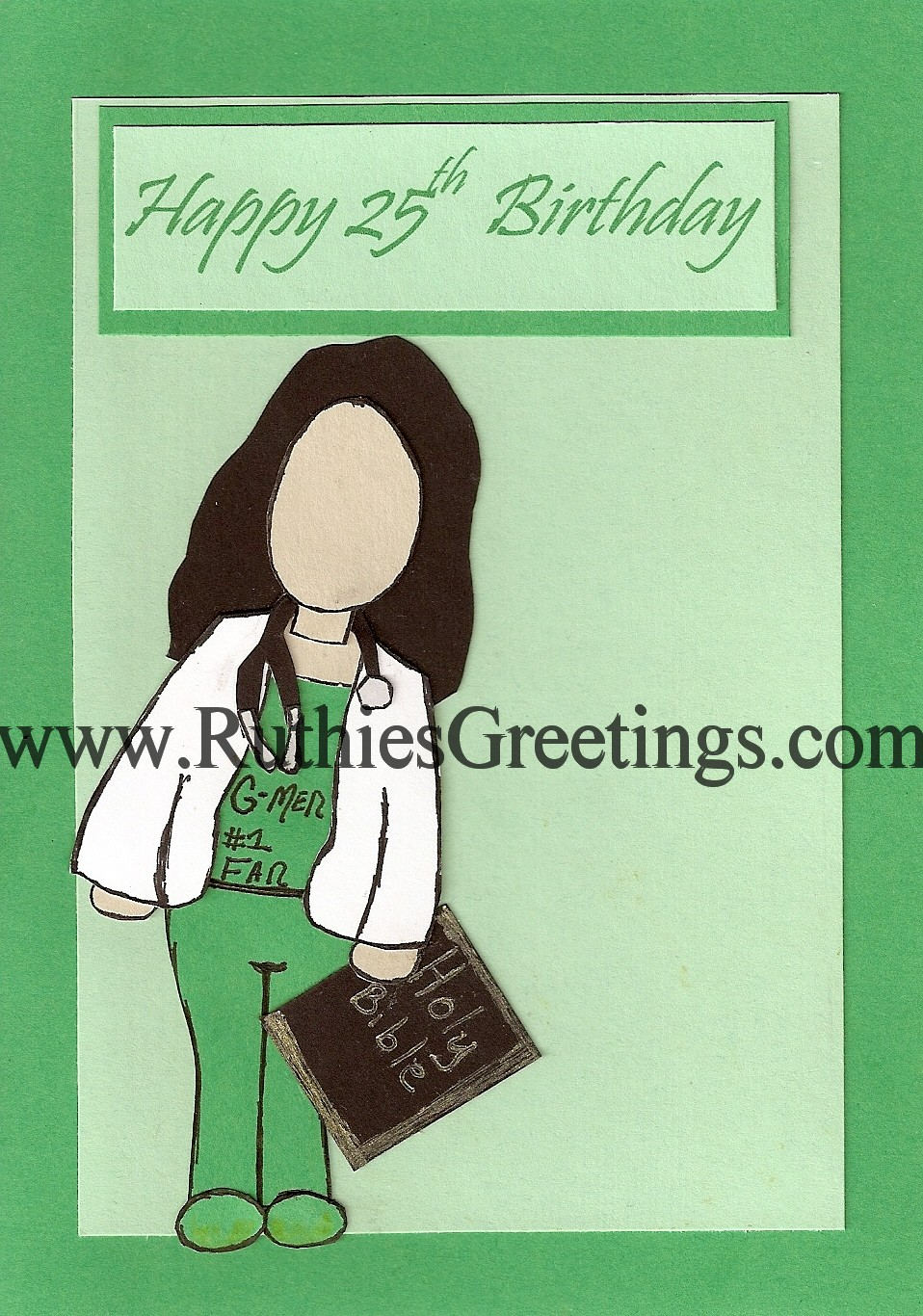 Happy Birthday Doctor Greeting Cards