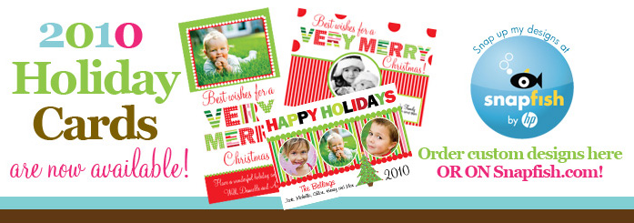 Snapfish Christmas Cards.Inkberry Creative Blog Graphic Design Pretty Paper Goods