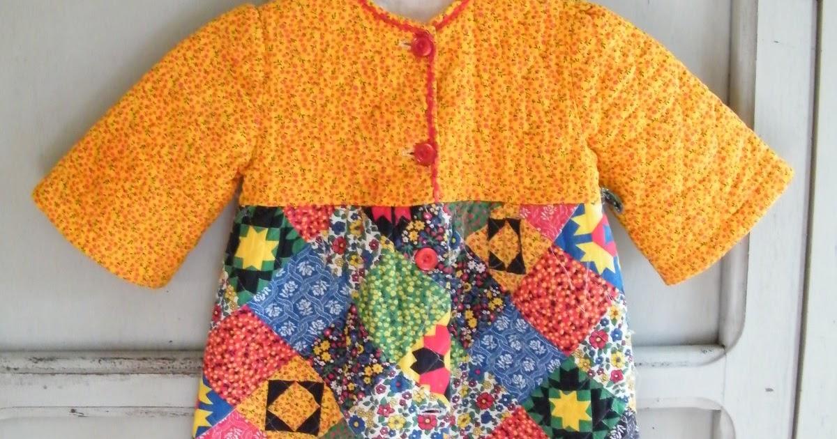 Soduel: Little Vintage House Coat Pattern
