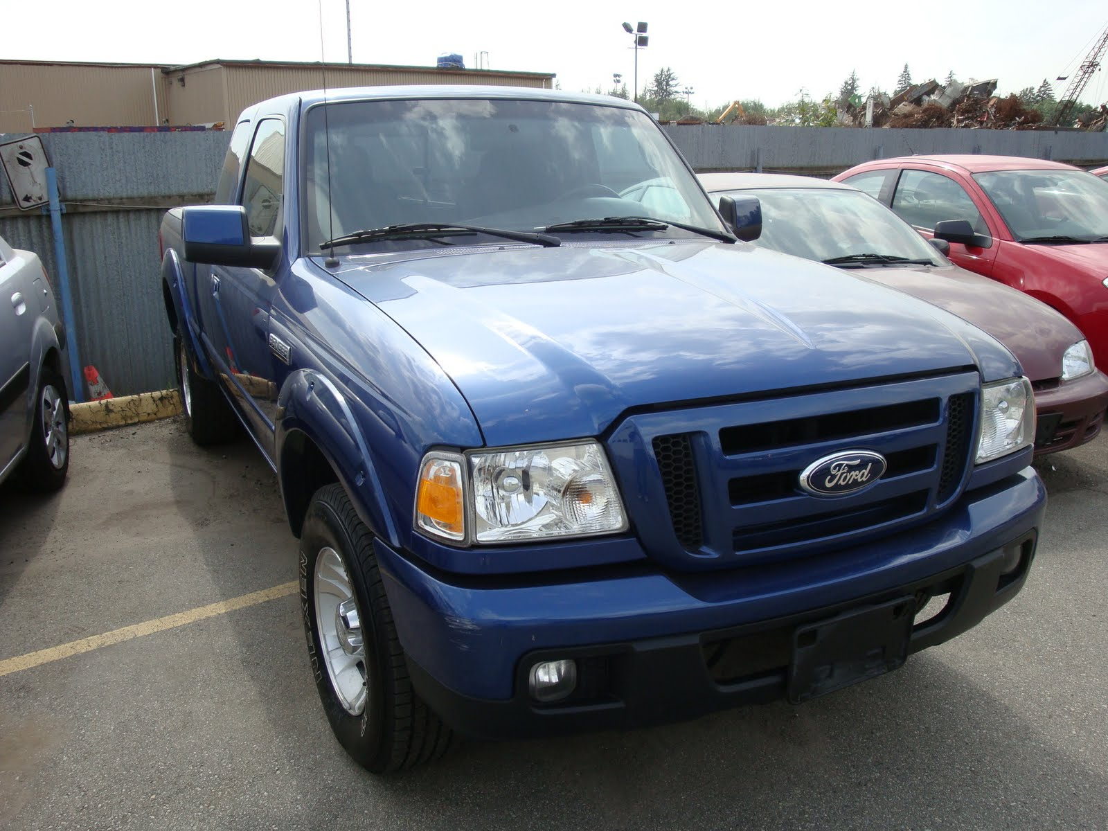 2007 Ford Ranger Sport Extracab