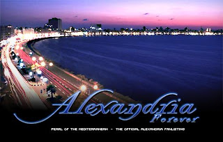 Alexandria - Egypt : the Pearl of the Mediterranean sea