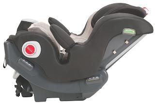 Smart Seat Rear Facing Recline