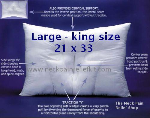 Cervical Neck Pillow Benefits