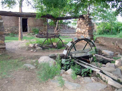 Persian Water Wheel