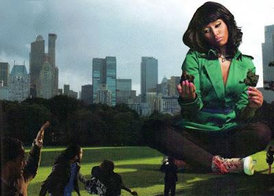 Photos Nicki In Ebony Magazine Updated