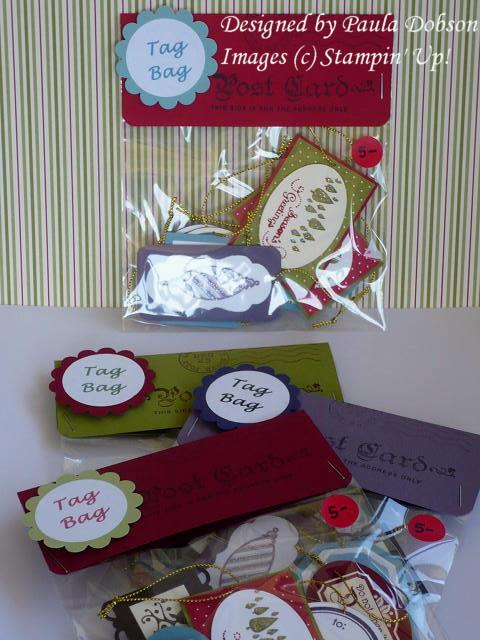 Christmas Craft Show Items.Stampinantics Craft Fair Goodies