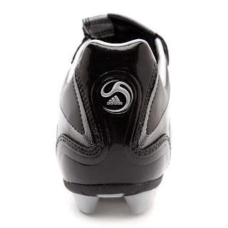 discount sale e8f3b 4b6cd Adidas Puntero IV TRX HG Football Boots in Black. Description Football  boots. Asymmetric laces. Tongue flap. Studs to base. Three stripe design.  Logo detail