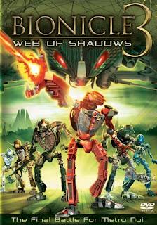 Bionicle 3: Teia de Sombras (DUBLADO)