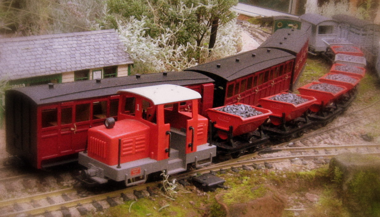 Peckforton Light Railway Model Railroad Incline Control Circuit This Blog Describes Ongoing Progress In The Development Of A G Gauge Garden From Its Inception To Present Day