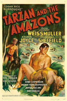 Baixar Torrent Tarzan e as Amazonas: 1945 Download Grátis