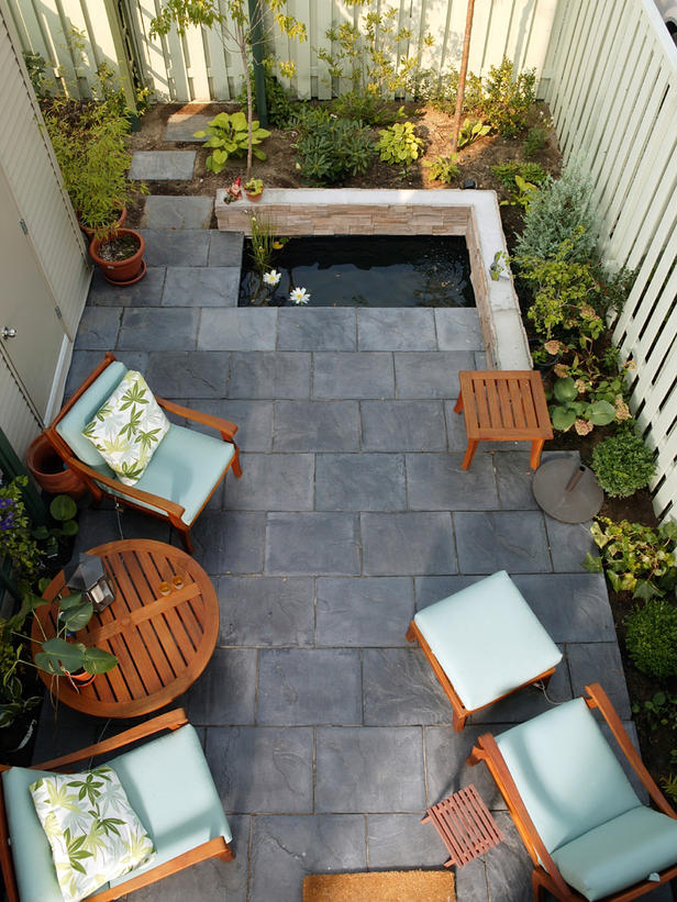 Beautiful Patio Ideas For Small Gardens Patio Designs For Small Spaces | Modern  Architecture Decorating
