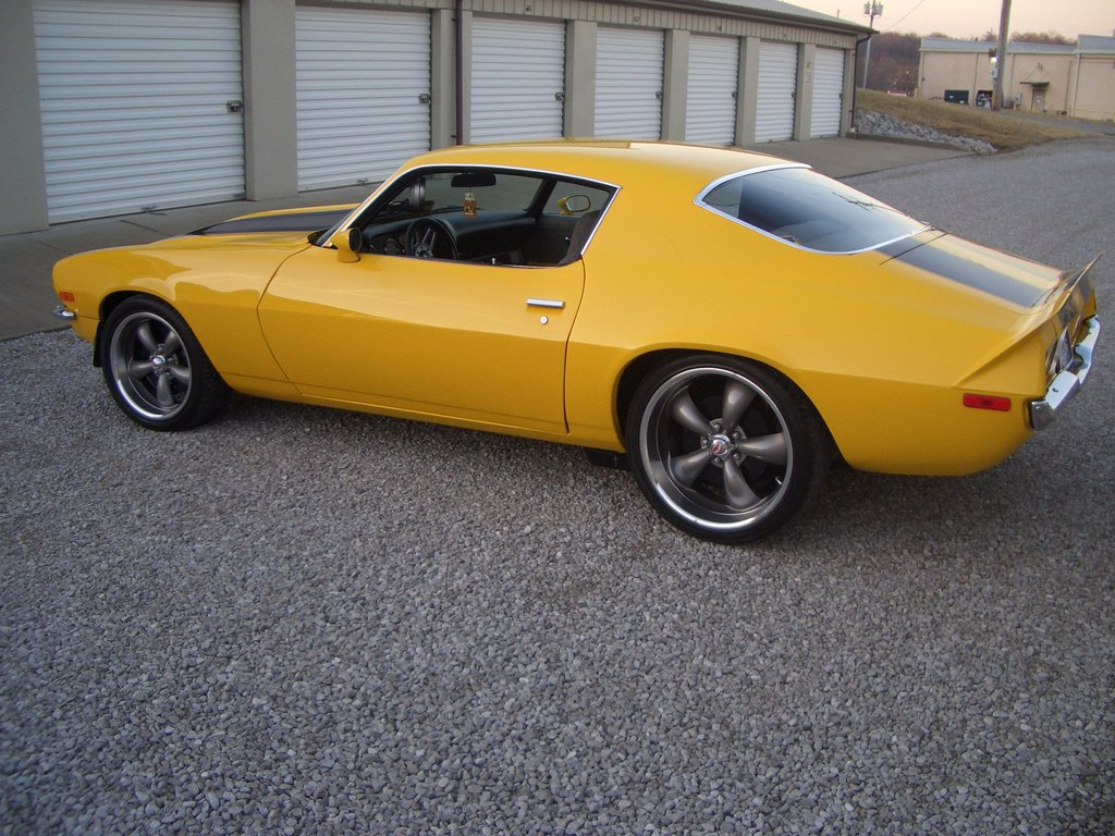 The Old Timer : The Collections: Chevrolet Camaro 2nd Gen