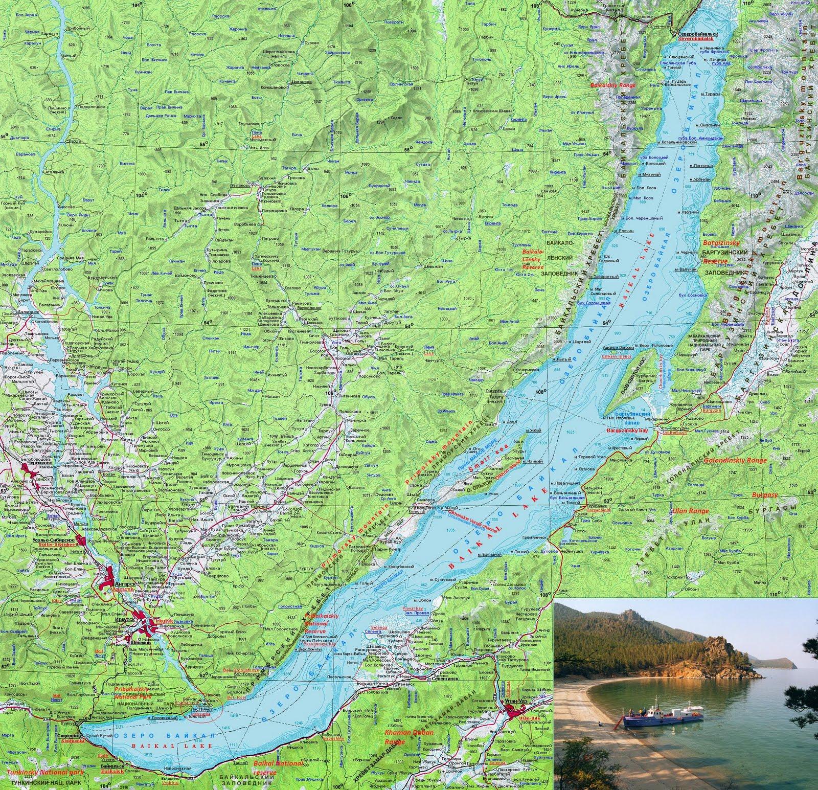 Lake Baikal World Map.Lake Baikal On World Map Pics Download