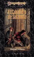 Héroes de la Dragonlance, el caballero de Solamnia