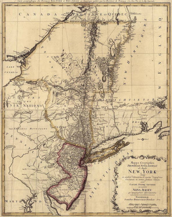 New York Colony Geography And Climate