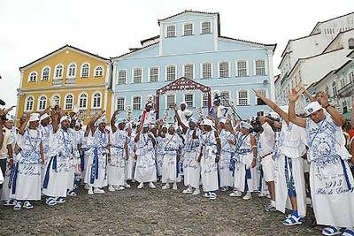 Afoxé | Carnaval da Bahia