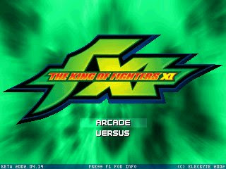 King of fighters XI para pc