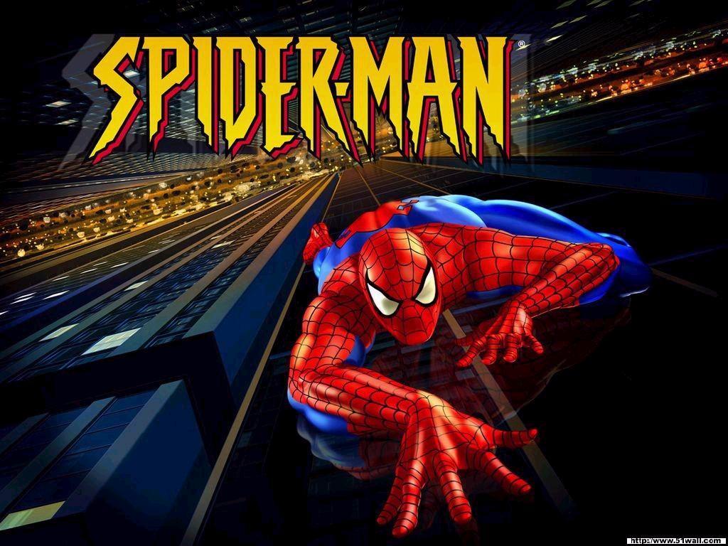 Spiderman: UnderPerúRock: Spiderman