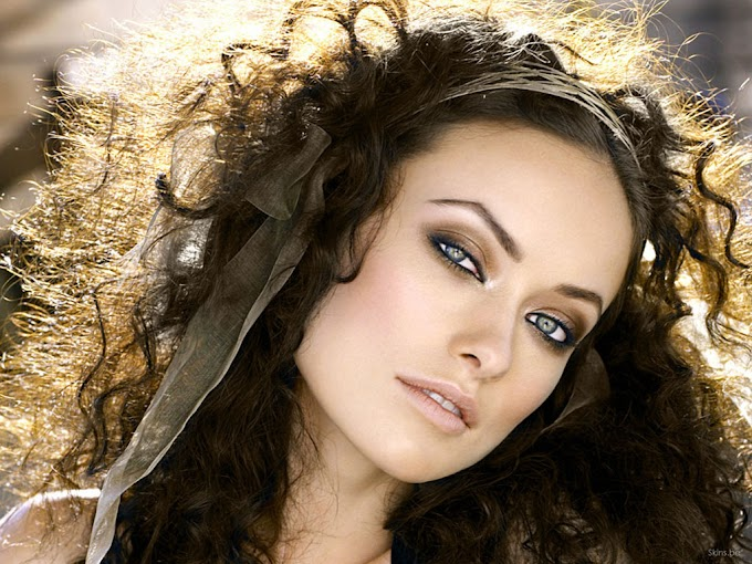 Actrees and model: Olivia Wilde